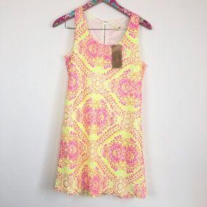 NWT Francesca's Miami sequins dress S // 1059
